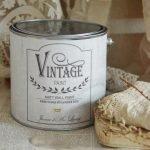 Veggmaling vintage Cream 2,5 L