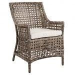 MALAGA Dining armchair